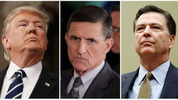 James Comey Trump FBI Affaire Flynn contradictions non respect règles