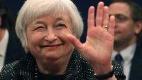 Janet Yellen, optimiste patronne de la Fed, danse sur le volcan des dettes mondiales: 217.000 milliards de dollars