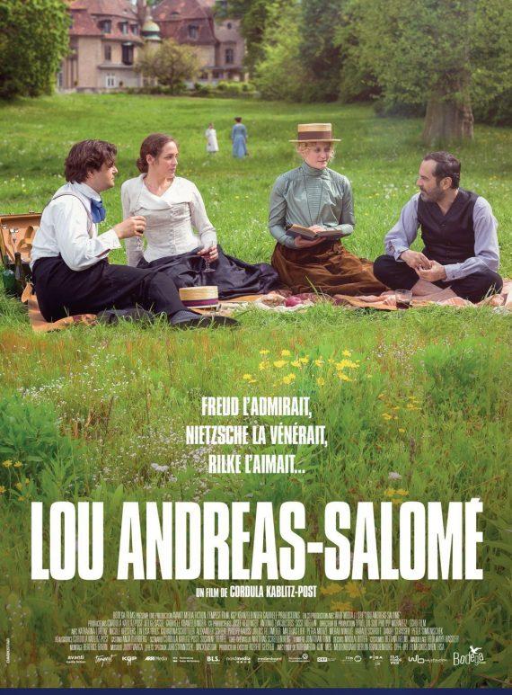 Lou Andreas Salomé Drame Historique Film