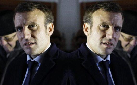 Macron Congrès Pensée Complexe Elève Morin Mort Aristote