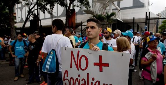 médias Etats Unis socialisme Venezuela