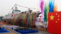 La photo<br>Nouveau destroyer 100&nbsp;% chinois