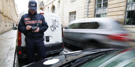 Paris PV Stationnement Privé Deux Fois Plus Chers