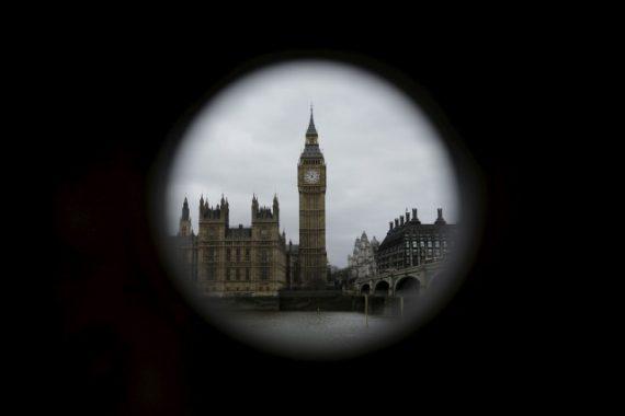 Parlement britannique cyberattaque