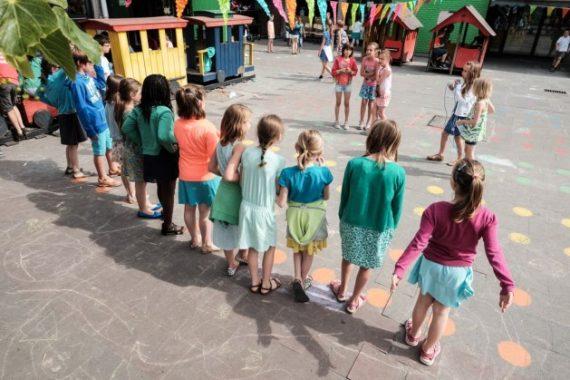 Pause déjeuner écourtée école primaire Flandres éviter vexations