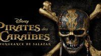 FANTASTIQUE Pirates des Caraïbes:la Vengeance de Salazar ♠