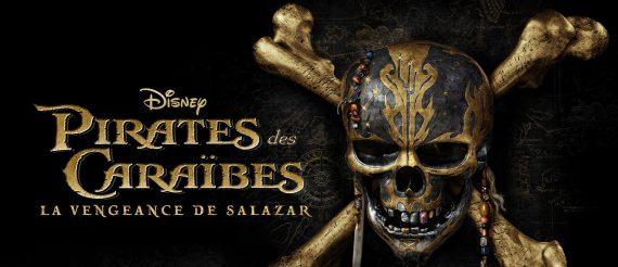 Pirates Caraïbes vengeance Salazar Fantastique Film