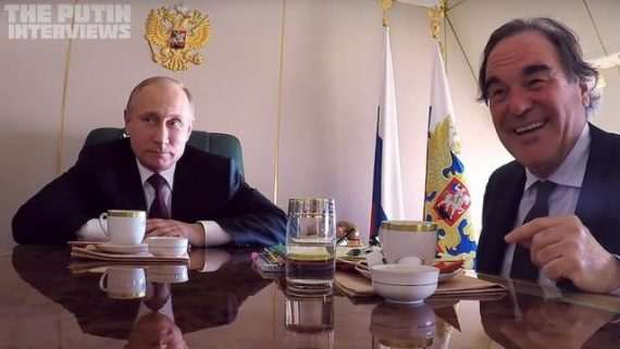 Putin Interview Oliver Stone Vladimir Poutine grand père