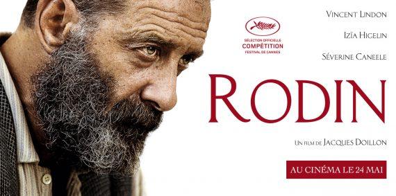 Rodin drame historique film