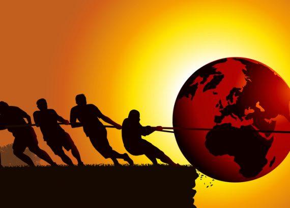 Trois Ans Sauver Terre Climat ONU Réchauffistes