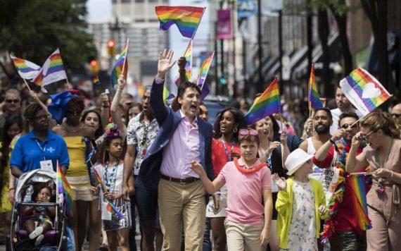 Trudeau Gay Pride Ramadan