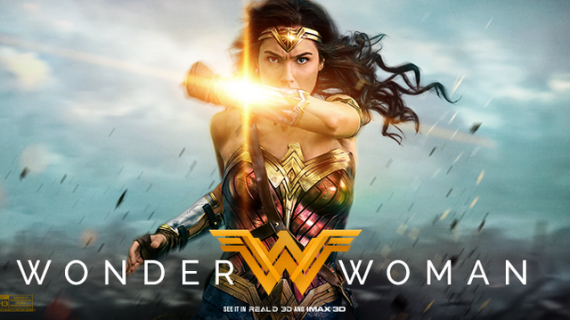 Wonder Woman Fantastique Action Film