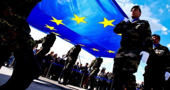armée européenne demain