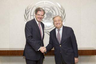 avènement nouveau monde multipolaire François Delattre ambassadeur France ONU