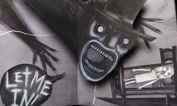 démon Babadook icône gay film horreur