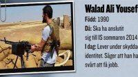Le gouvernement de la Suède offre aux djihadistes de retour des «identités protégées»