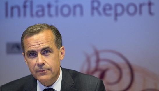 gouverneur Banque Angleterre prévoit nécessité remontée taux intérêt