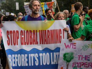 graphiques scientifiques réchauffement climatique anthropique imposture