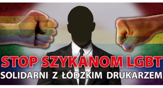 imprimeur Lodz propagande LGBT procureur général cassation