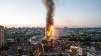 L'incendie de Grenfell Tower, les parements inflammables et l'isolation obligatoire