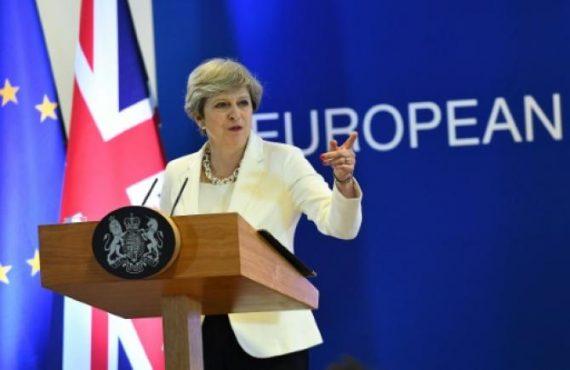 plan Theresa May Brexit soins gratuits Britanniques UE
