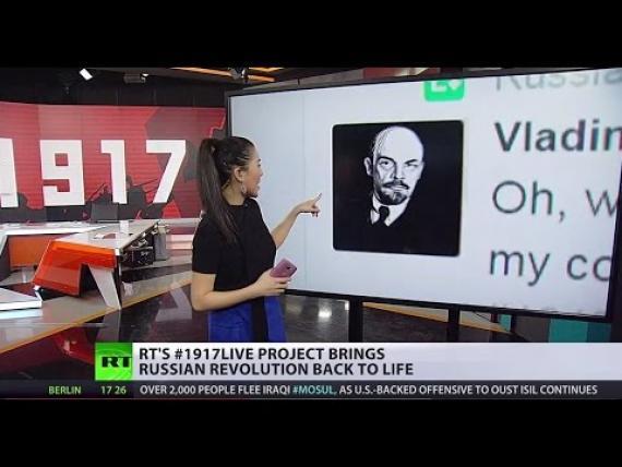 1917LIVE révolution bolchevique amour libre égalité genre