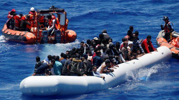 Bruxelles Limiter Export Bateaux Gonflables Libye Solution Miracle Invasion