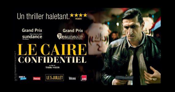 Caire Confidentiel Policier Film