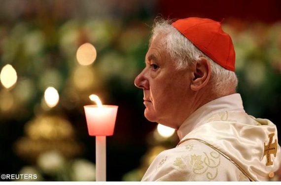 Cardinal Muller débarqué