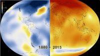 Un nouveau truc pour faire peur du réchauffement: changer l'origine du changement climatique