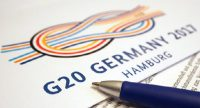 A l'occasion du G20, la Chine se pose en moteur de la globalisation avec l'Allemagne