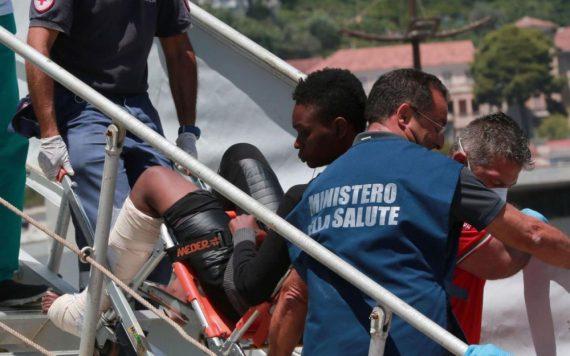 Italie France Allemagne code bonne conduite secours migrants Méditerranée