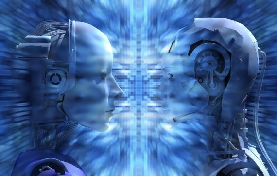 Langage robot Facebook Intelligence artificielle