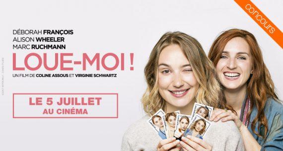 Loue Moi comédie Film