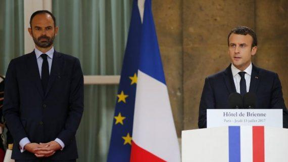 Macron Réduction Dépenses Publiques Elus Locaux