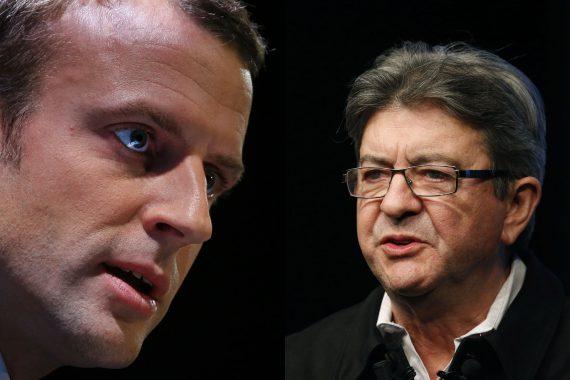 Macron Sondage Catastrophe Mélenchon Prépare Triomphe Amuse Français