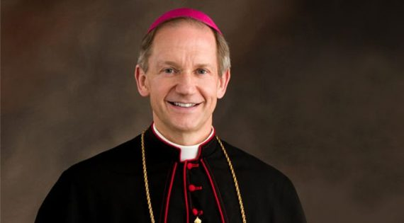 Mgr Paprocki Illinois dénonce lobby LGBT Eglise