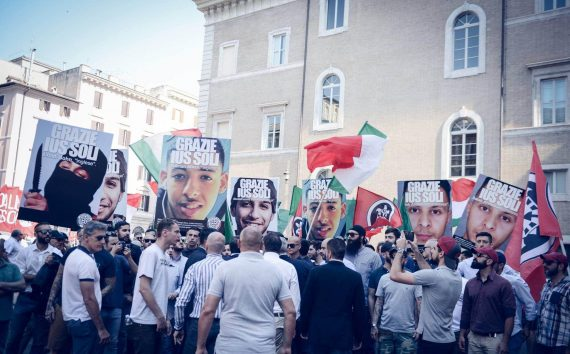 Migrants Italie ius soli parti démocrate