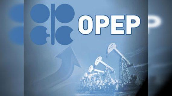 Pétrole brut marché baissier OPEP
