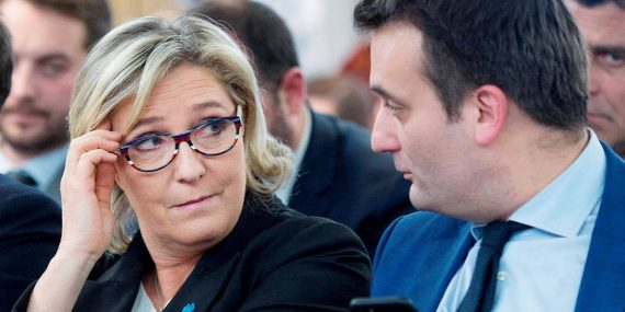 Refondation FN Philippot Le Pen Vatican II