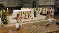 La vidéo:Shiva s'invite à l'ordination du prêtre indien Manoj à Millau par Mgr Fonlupt…