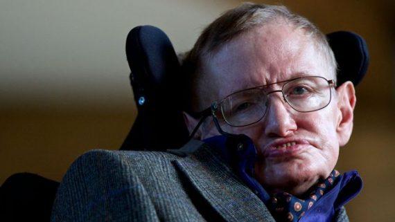 Stephen Hawking Trump transformer Terre Vénus température 250