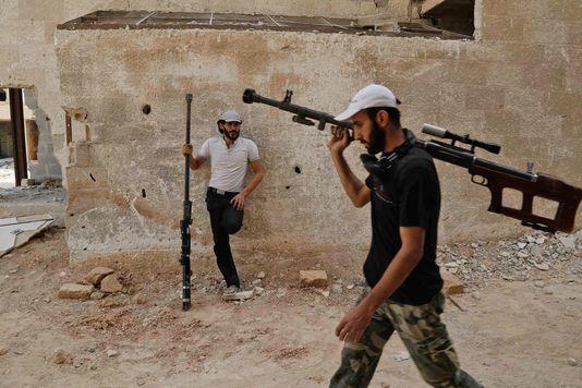 Syrie Trump livraisons armes Obama Assad