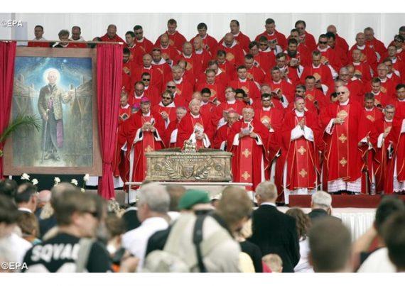 Teofilius Matulionis évêque martyr régime communiste béatifié Vilnius 25 juin