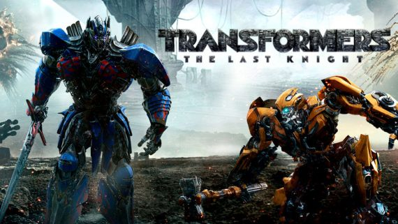 Transformers Last Knight Action Science Fiction Enfants Film