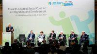 Tsunami migratoire 3.0:sommet du Forum mondial sur la migration et le développement en vue de la nouvelle vague d'immigration
