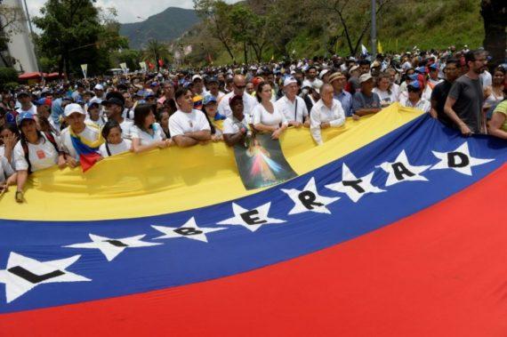Venezuela Assemblée constituante Maduro dictature conférence épiscopale