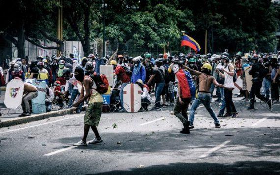 Venezuela Election Guerre Civile Maduro Crise