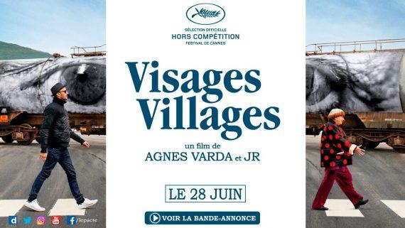 Visages Villages Expérimental film