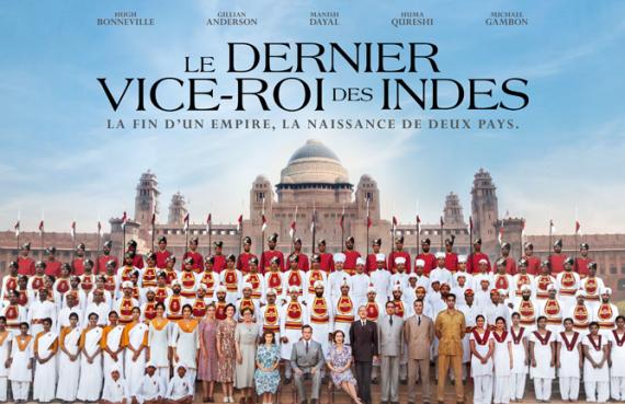 dernier vice roi Indes drame historique film